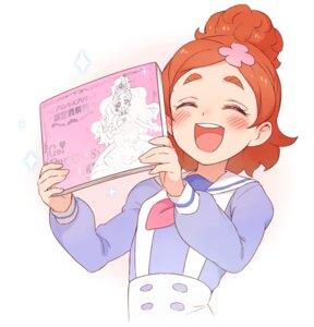 Rating: Safe Score: 7 Tags: go!_princess_pretty_cure haruno_haruka pretty_cure seifuku toku_(ke7416613) User: Fredguitarist