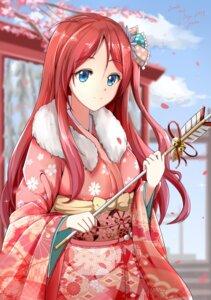 Rating: Safe Score: 20 Tags: kimono minamoto_sakura saber-freedom zombieland_saga User: Spidey