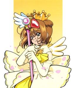 Rating: Safe Score: 4 Tags: card_captor_sakura dress kinomoto_sakura madhouse wings User: Omgix