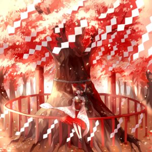 Rating: Safe Score: 31 Tags: cui_(jidanhaidaitang) hakurei_reimu touhou User: Mr_GT