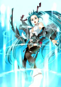Rating: Safe Score: 7 Tags: hatsune_miku miku_append toyu vocaloid vocaloid_append User: charunetra