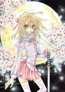 Rating: Safe Score: 16 Tags: otomiya_haine shinshi_doumei_cross tanemura_arina User: syaoran-kun