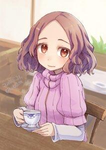 Rating: Safe Score: 11 Tags: okumura_haru persona_5 sweater tagme User: BattlequeenYume