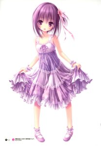 Rating: Safe Score: 72 Tags: dress lolita_fashion minato_tomoka ro-kyu-bu! skirt_lift tinkle User: RICO740