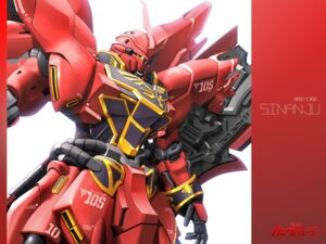 Rating: Safe Score: 9 Tags: gundam gundam_unicorn mecha sinanju wallpaper User: withul