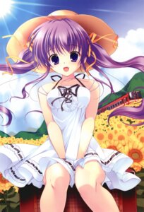 Rating: Safe Score: 74 Tags: dress mikeou summer_dress User: fairyren