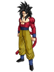 Rating: Safe Score: 4 Tags: dragon_ball dragon_ball_gt male son_goku User: Radioactive