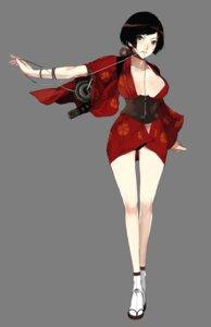 Rating: Safe Score: 19 Tags: cleavage kurenai_(red_ninja) pantsu red_ninja transparent_png yukata User: Radioactive