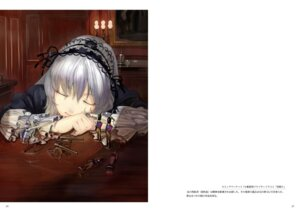 Rating: Safe Score: 24 Tags: lolita_fashion moruga rozen_maiden suigintou User: Radioactive