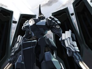 Rating: Safe Score: 5 Tags: kurogane_no_linebarrels mecha tagme wallpaper User: Radioactive