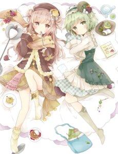 Rating: Safe Score: 22 Tags: dress skirt_lift tsukiyo_(skymint) User: BattlequeenYume