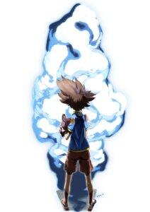 Rating: Safe Score: 16 Tags: digimon digimon_adventure hajime-ill-1st kororomon male yagami_taichi User: krazy-kun