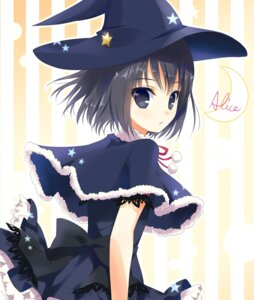 Rating: Safe Score: 40 Tags: ame_to_yuki kuonji_alice mahou_tsukai_no_yoru witch User: blooregardo