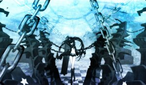 Rating: Safe Score: 11 Tags: black_rock_shooter black_rock_shooter_(character) huke vocaloid User: Radioactive