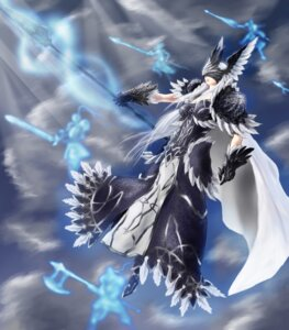 Rating: Safe Score: 10 Tags: armor bahamutxiii User: Radioactive