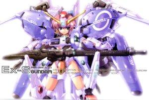 Rating: Safe Score: 17 Tags: gundam komatsu_e-ji mecha_musume screening User: fireattack