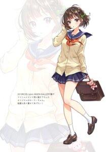 Rating: Safe Score: 32 Tags: canvas_(morikura_en) morikura_en seifuku sweater User: kiyoe