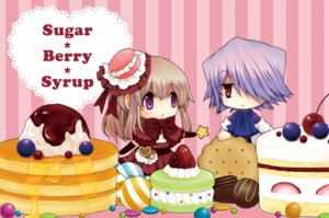 Rating: Safe Score: 11 Tags: chibi crowe_(sugar-berry-syrup) pandora_hearts shalon_rainsworth xerxes_break User: Radioactive
