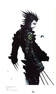 Rating: Safe Score: 5 Tags: male tsutomu_nihei wolverine x-men User: fireattack