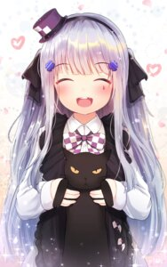 Rating: Safe Score: 24 Tags: girls_frontline gothic_lolita hiromaster_sinta_jh hk416_(girls_frontline) lolita_fashion neko User: yanis