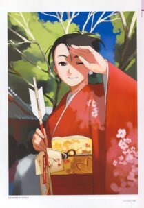 Rating: Safe Score: 7 Tags: kimono takamichi User: MirrorMagpie