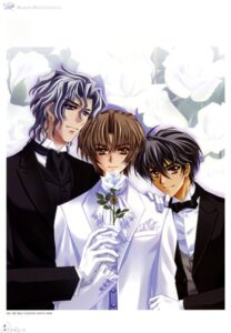 Rating: Safe Score: 5 Tags: carnelian katsuragi_takuto kou_(messiah) male messiah sasamori_ryouta User: charunetra
