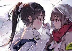 Rating: Safe Score: 59 Tags: ke-ta sweater tagme umbrella yuri User: Dreista