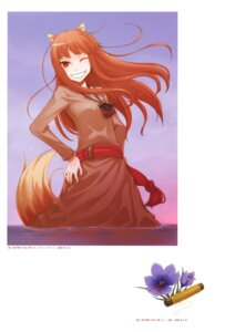 Rating: Safe Score: 8 Tags: animal_ears ayakura_juu holo spice_and_wolf tail User: Radioactive