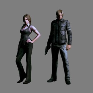 Rating: Safe Score: 14 Tags: cg leon_kennedy resident_evil resident_evil_6 User: Radioactive