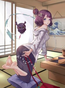 Rating: Questionable Score: 8 Tags: fate/grand_order katsushika_hokusai_(fate/grand_order) User: Mr_GT