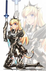 Rating: Safe Score: 33 Tags: armor merufena monster_hunter sword tail User: MadMan
