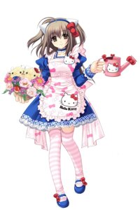 Rating: Safe Score: 16 Tags: hello_kitty nishimata_aoi thighhighs User: blooregardo