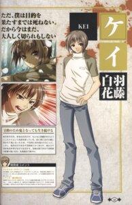 Rating: Safe Score: 3 Tags: akaiito hal hatou_hakuka male profile_page scanning_artifacts User: Waki_Miko