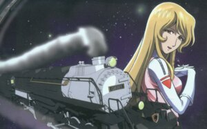 Rating: Safe Score: 12 Tags: galaxy_express_999 matsumoto_leiji screening sexaroid_yuki User: blooregardo