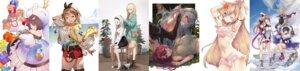 Rating: Safe Score: 25 Tags: ass atelier atelier_ryza bikini cleavage dress heels no_bra reisalin_stout see_through swimsuits thighhighs toridamono yoshiku User: lounger