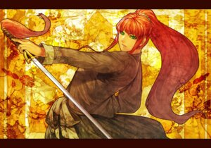 Rating: Safe Score: 7 Tags: juuni_kokuki nakajima_youko rby sword User: charunetra