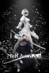 Rating: Safe Score: 33 Tags: cleavage dress heels kv-- nier_automata signed sword thighhighs yorha_no.2_type_b User: mash