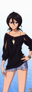Rating: Safe Score: 39 Tags: bleach kuchiki_rukia stick_poster User: unisex
