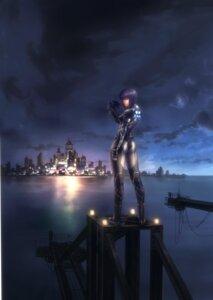Rating: Safe Score: 15 Tags: bodysuit ghost_in_the_shell kusanagi_motoko User: Radioactive