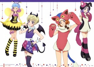 Rating: Questionable Score: 3 Tags: aikatsu! animal_ears dress garter horns tagme tail thighhighs wings User: Radioactive