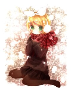 Rating: Safe Score: 7 Tags: kagamine_rin ou pantyhose vocaloid User: charunetra