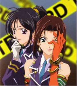 Rating: Safe Score: 7 Tags: kobayakawa_miyuki nakajima_atsuko tsujimoto_natsumi you're_under_arrest User: admin2