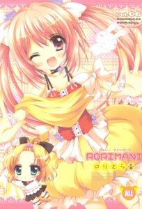 Rating: Safe Score: 16 Tags: chibi dress roritora tsukishima_yuuko User: withul