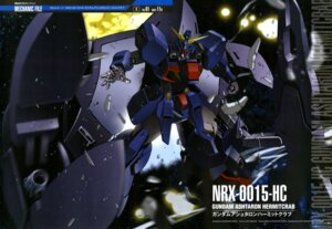 Rating: Safe Score: 5 Tags: gundam gundam_x mecha weapon User: drop