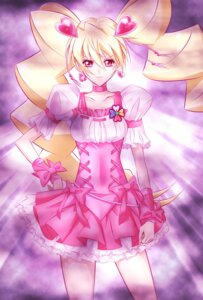 Rating: Safe Score: 12 Tags: dress fresh_pretty_cure! futari_wa_pretty_cure kojikoji momozono_love pretty_cure User: charunetra