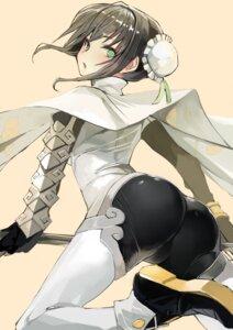 Rating: Questionable Score: 35 Tags: armor ass bodysuit fate/grand_order qin_liangyu_(fate/grand_order) taishi_(picchiridou) weapon User: BattlequeenYume
