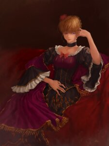 Rating: Safe Score: 5 Tags: beatrice dress lain umineko_no_naku_koro_ni User: Velen