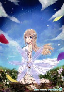 Rating: Questionable Score: 34 Tags: blood dress guro ragho_no_erika summer_dress User: Twinsenzw