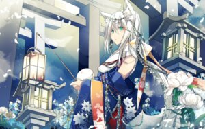 Rating: Safe Score: 26 Tags: animal_ears japanese_clothes kitsune numi_la User: sym455