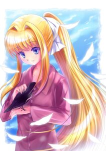 Rating: Safe Score: 5 Tags: air bla kamio_misuzu User: charunetra